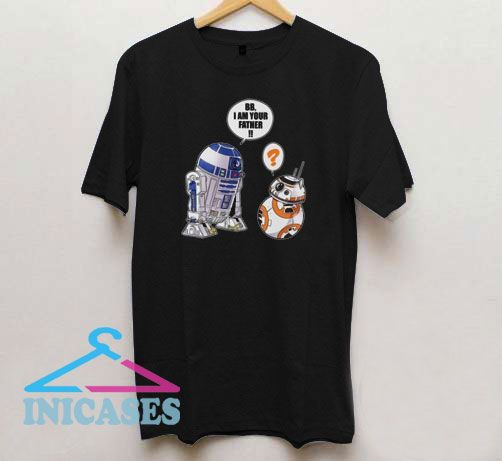 Funny Star Wars BB Saying T Shirt