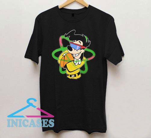 Goofy Movie Powerline T Shirt