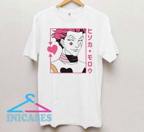 Hisoka Hunter x Hunter T Shirt
