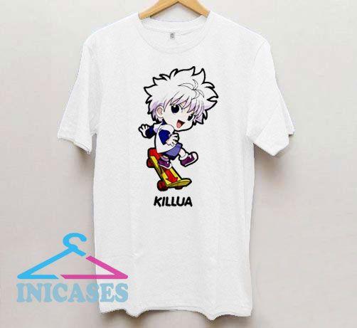 Hunter x Hunter Killua T Shirt