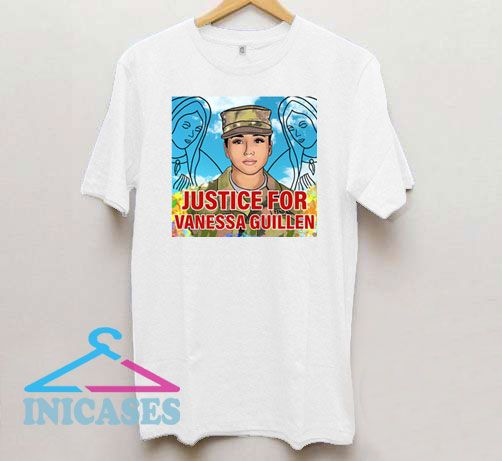 Justice For Vanessa Guillen Poster T Shirt