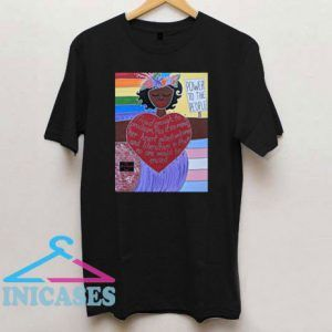 Marsha P Johnson Picture T Shirt
