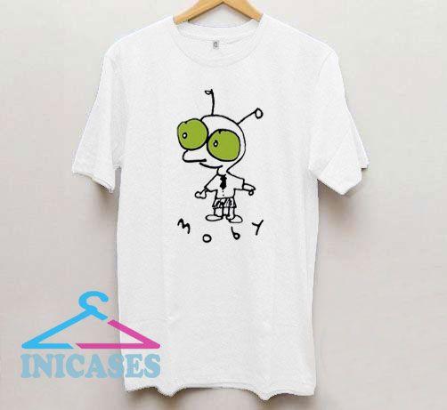 Moby Little Idiot T Shirt