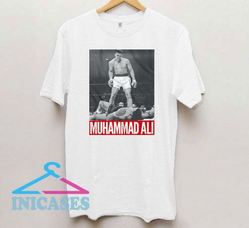 Muhammad Ali Boxing Legend T Shirt