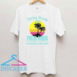 Porcho Myarda Graphic T Shirt
