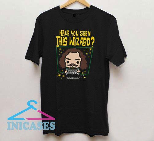 Sirius Black Azkaban Junior T Shirt
