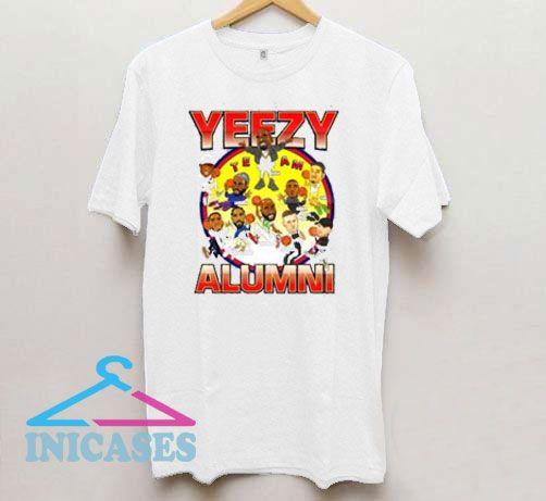 Vintage Yeezy Alumni T Shirt