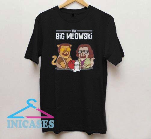 Watching The Big Meowski T Shirt