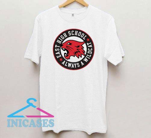 Wildcat High School Musical Vintage T Shirt