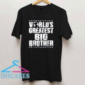 World's Greatest Big Brother T Shirt
