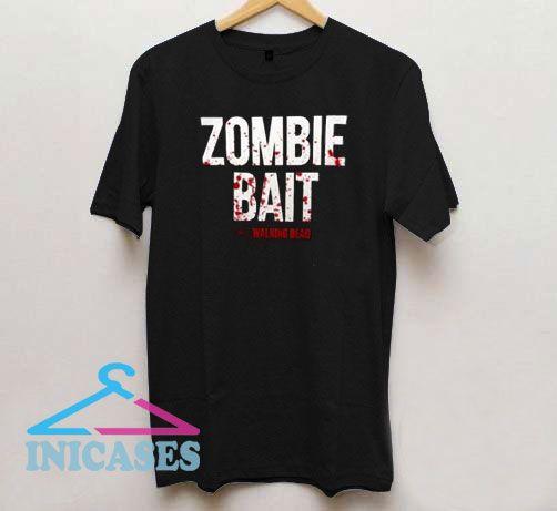 Zombie Bait The Walking Dead T Shirt