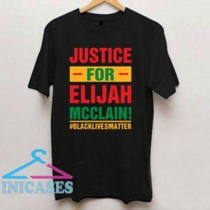justice for Elijah McClain T Shirt