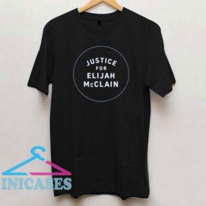 justice for Elijah McClain Circle T Shirt