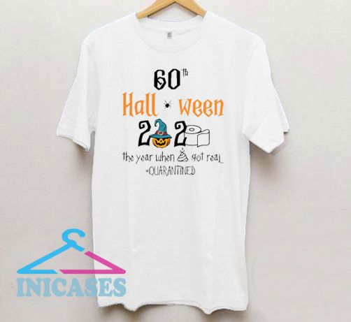 60th Halloween 2020 T Shirt