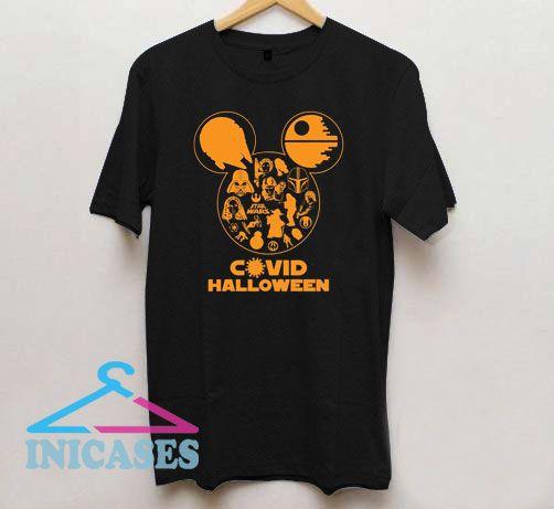 Covid Halloween T Shirt