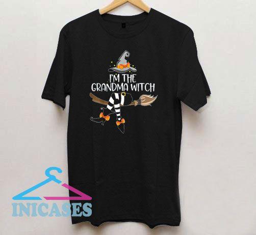 I'm The Grandma Witch T Shirt