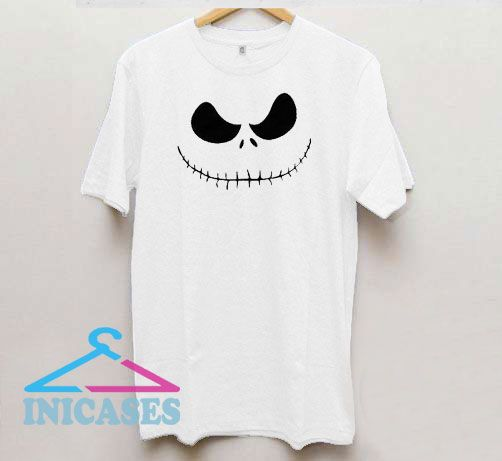 Jack Skellington For Mickey's T Shirt