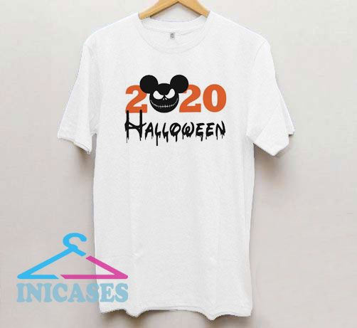 Mickey's Not So Scary Halloween Party Tees T Shirt