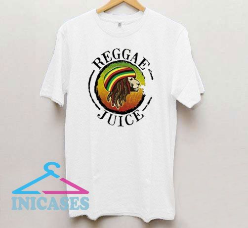 Reggae Juice Green T Shirt