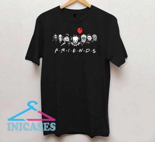Scary Friends T Shirt