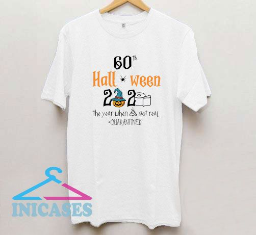 Trending 1960 60th Halloween T Shirt