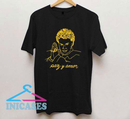 Walter Mercado Paz Y Amor T Shirt