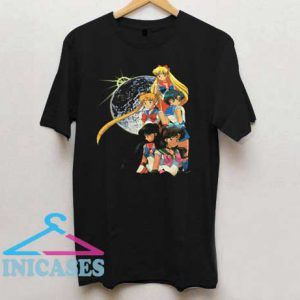 Anime Japan Sailor Moon T Shirt