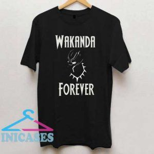 Black Panther Movie Wakanda Forever T Shirt