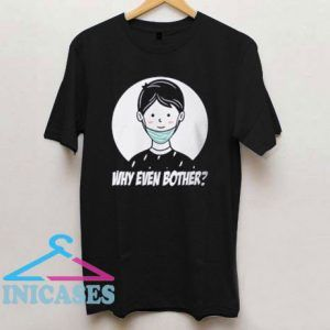 Facemask safety T Shirt