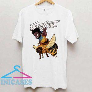 Free Spirit Bee T Shirt