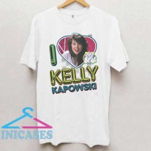 I Heart Kelly Kapowski T Shirt