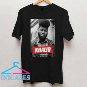 Khalid American Singer T Shirt