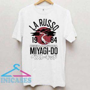 Larusso 1984 Reseda California Miyagi Do T Shirt
