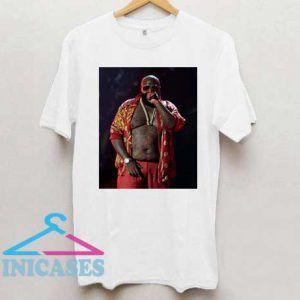 Rick Ross Rapper Photos T Shirt