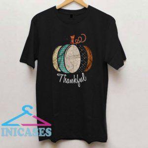 Thankful Pumpkin For Thanksgiving T Shirt