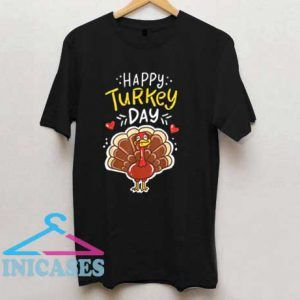 Thanksgiving Happy Turkey Day Holiday T Shirt