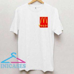 Travis Scott x Mc Donald's T Shirt