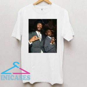 Tupac Shakur Snoop Dogg T Shirt