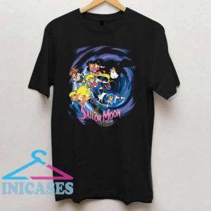Vintage Sailor Moon 90s T Shirt
