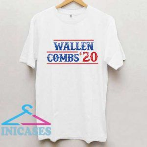 Vintage Wallen Combs 20 T Shirt
