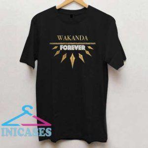 Wakanda Forever II T Shirt