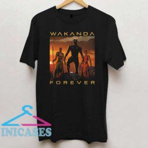 Women's Marvel Black Panther T Shirt