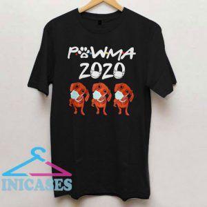 Wonderful Chihuahua Face Mask Powma 2020 T Shirt