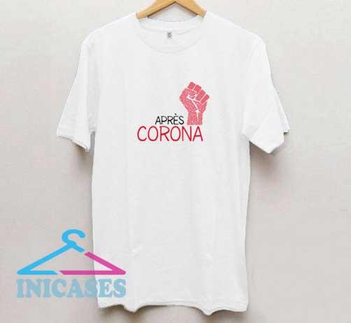 Apres Corona Graphic T Shirt