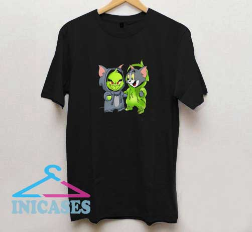 Baby Grinch And Tom T Shirt