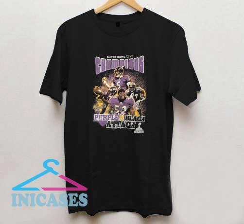 Baltimore Ravens Championship T Shirt