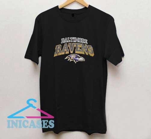 Baltimore Ravens Logo T Shirt