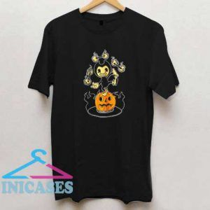 Bendy and The Ink Machine Halloween T Shirt