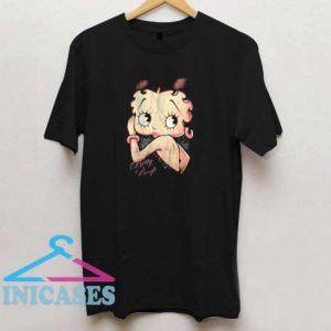 Betty Boop vintage T Shirt