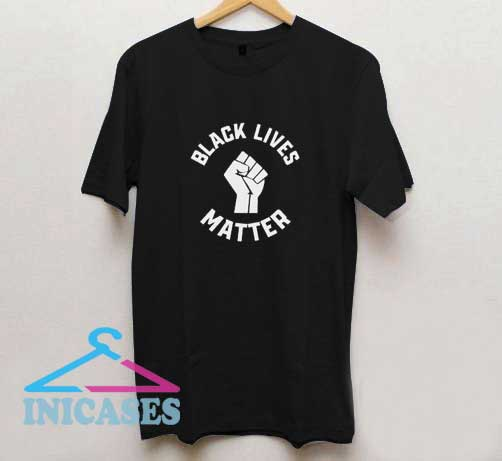 Black Lives Matter Graphic T Shirt